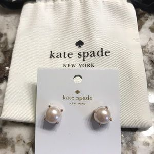 New! Kate spade pearls earring
